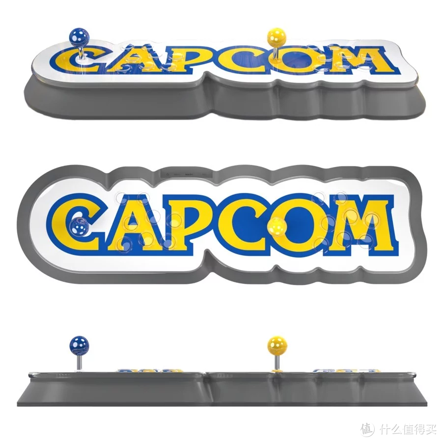 """重返游戏:CAPCOM公布""""即插即玩""""家用街机设备"""