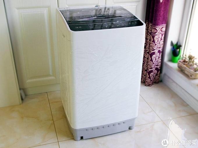 家居生活 篇四:波轮洗衣机5公斤能洗什么 法乐开箱体验