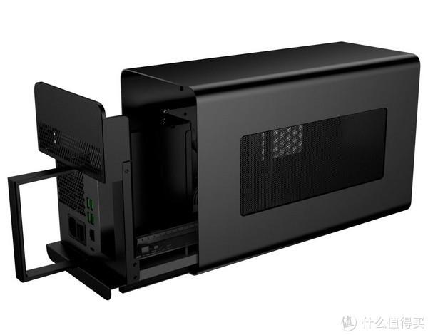 多平台兼容、迅速提升战斗力:RAZER 雷蛇 发布 新款 Core X Chroma 外置显卡扩展盒