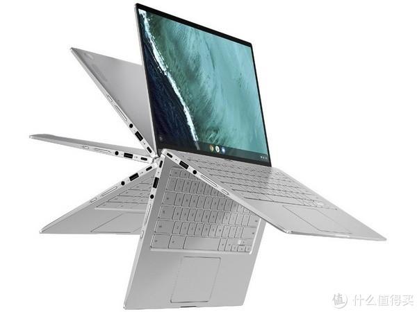 旋屏可变形、无风扇设计:ASUS 华硕 发布 Chromebook Flip C434TA 变形本