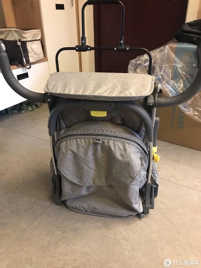 年轻人的第一辆车BEBEHOO START轻便婴儿车开箱