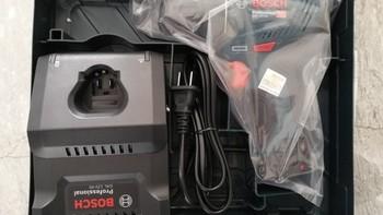 博世  GSR120-Li 家用充电钻使用感觉(弹性|功能|扭力|功率)