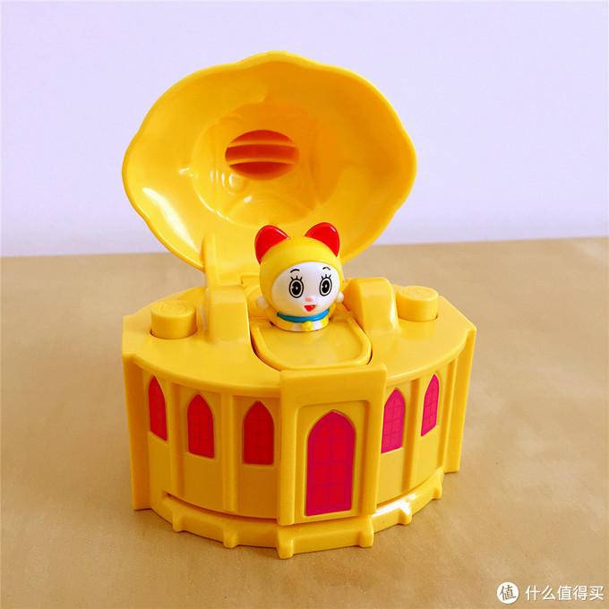 玩具测评丨麦当劳2008年哆啦a梦魔法世界