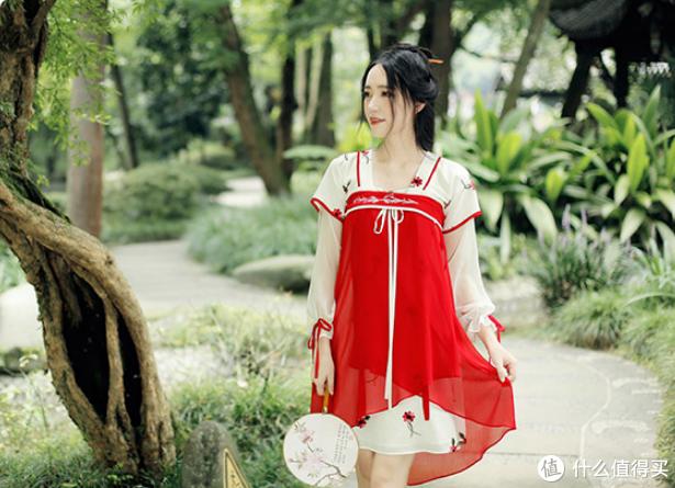 夏天来了,小裙子穿起来!国风少女小裙子买买买(汉元素春夏新品测评向购物指导)