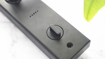 小益 E205 指纹锁使用总结(喇叭|旋钮|面板|锁体|材质)