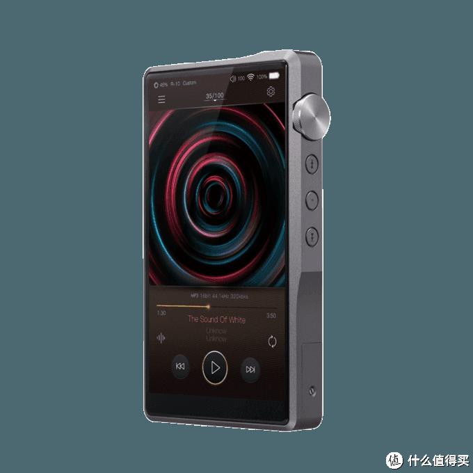 播放器也玩全面屏:iBasso 发布新款全面屏 Hi-Fi 播放器 DX220