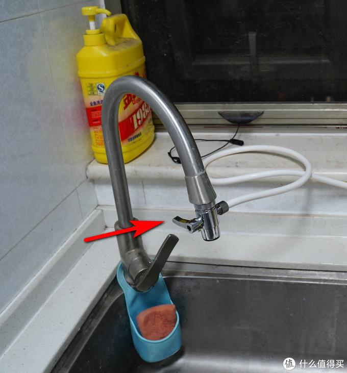 轻松安装,健康饮水——道尔顿家用直饮台上净水机FBS101