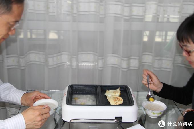 涮锅+烧烤一锅出——北欧欧慕多功能涮烤一体锅
