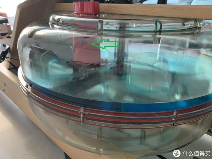 小阻力:上水箱落水口提高,下水箱水位降低,阻力减少
