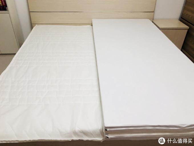亲测,睡在8H护脊床垫上竟然缓解了腰酸背痛,睡眠质量大幅提升