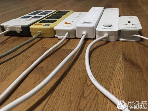 那些年用过的插座和-ON HOU1323 手机支架USB插座的对比测试