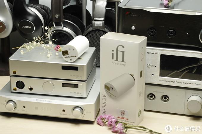 来杯纯净水,IFI AC ipurifier 悦尔法AC电源净化器