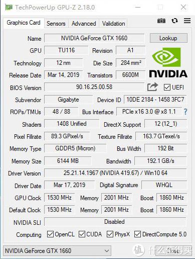 【茶茶】GTX 1066终结者?GTX 1660测试报告