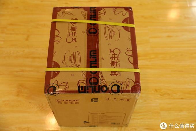 入门级咖啡机:东菱DL-KF6001 开箱晒一晒