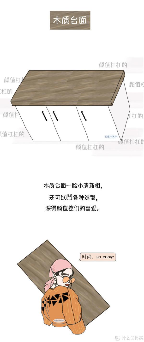 厨房台面使用手册:6款台面性价比大PK