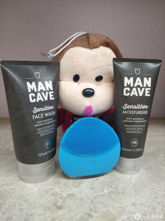 体验英国绅士们的日常护肤——mancave曼凯夫男士专属水活净润护肤套装