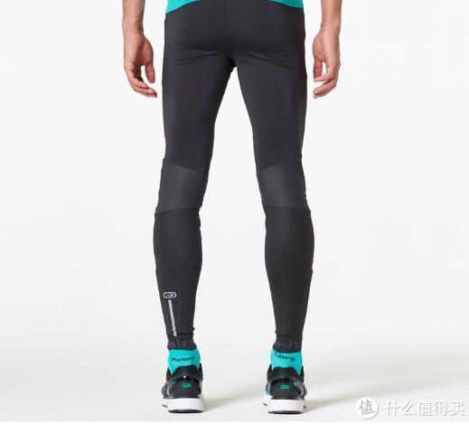 紧身跑步裤的性价比选择-迪卡侬 黑色压缩跑步长裤RUNR 晒单简评