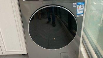 小天鹅 水魔方系列 滚筒洗衣机使用总结(空间|颜值|触摸屏|编程|洗涤)