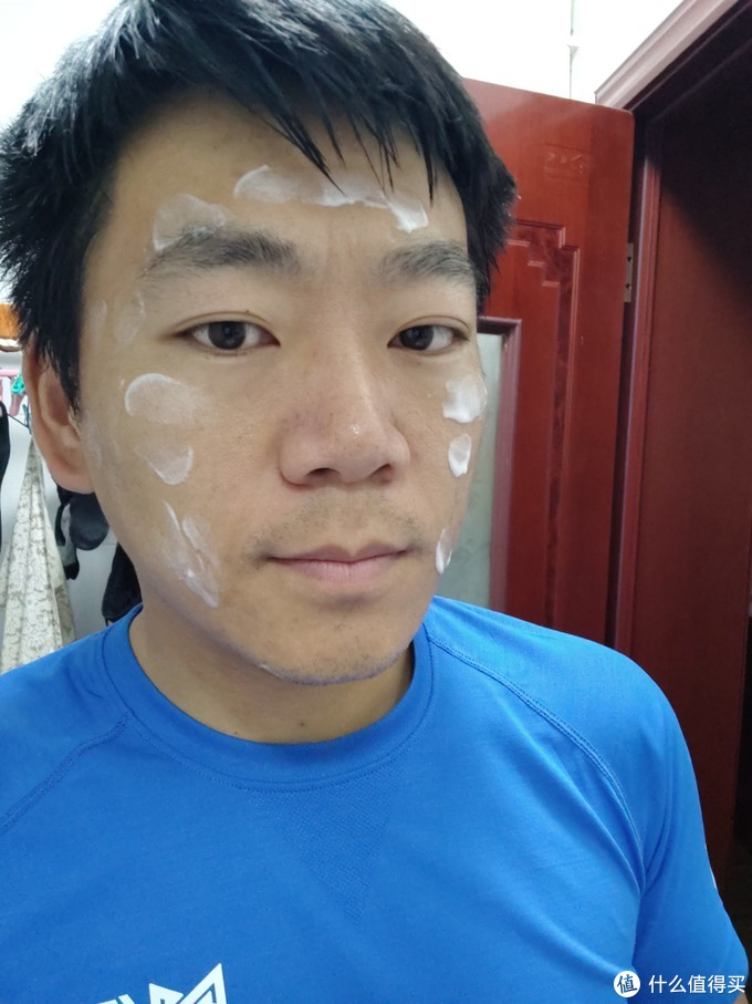 男士护肤新选择——MANCAVE曼凯夫 男士专属水活净润护肤套装小试