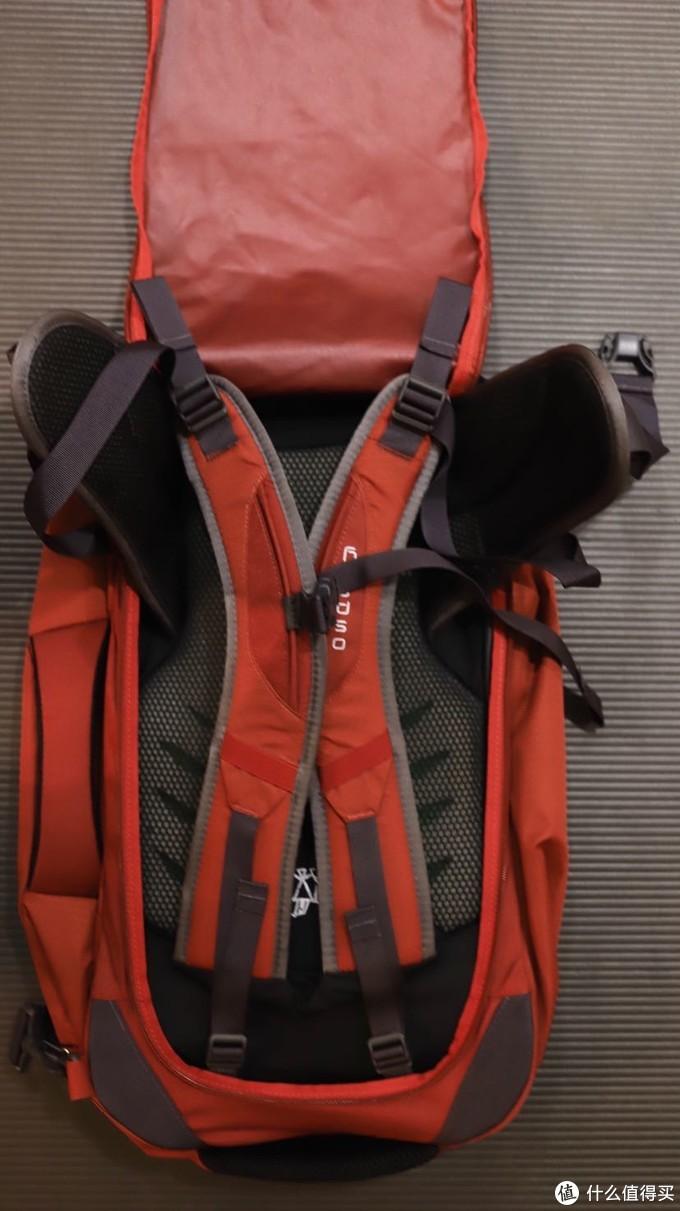 旅行一个月归来,小鹰远行(OSPREY Farpoint)旅行双肩包评测