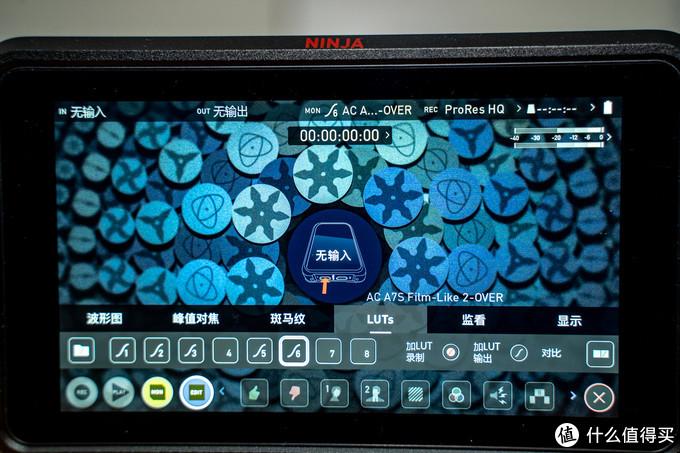 年轻人的第一台录机:NINJA V ATOMOS阿童木 监视记录仪器 体验测评!