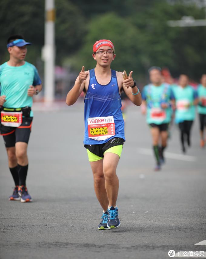 2017东莞马拉松