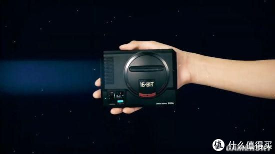 世嘉复刻主机MD Mini今年发售 预装40款游戏