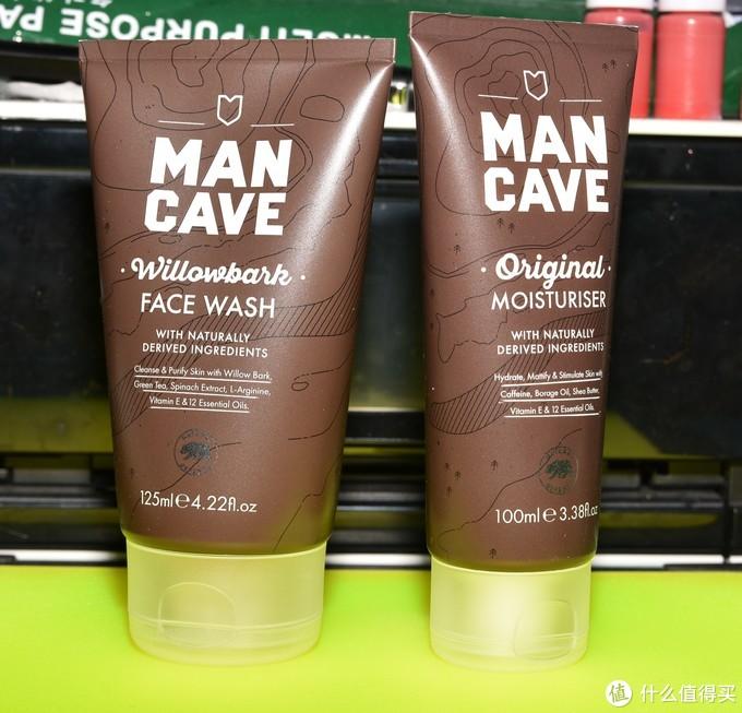 科教兴国——MANCAVE曼凯夫 男士专属水活净润护肤套装试用