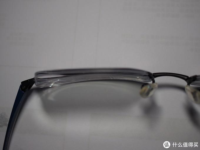 京东眼镜节购入蔡司新清锐铂金膜1.67镜片