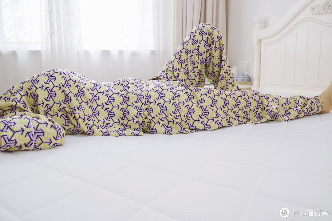 人生总有一个阶段会让你爱上软硬自如的护腰神器——SLEEMON 喜临门 时光系列 乳胶弹簧床垫