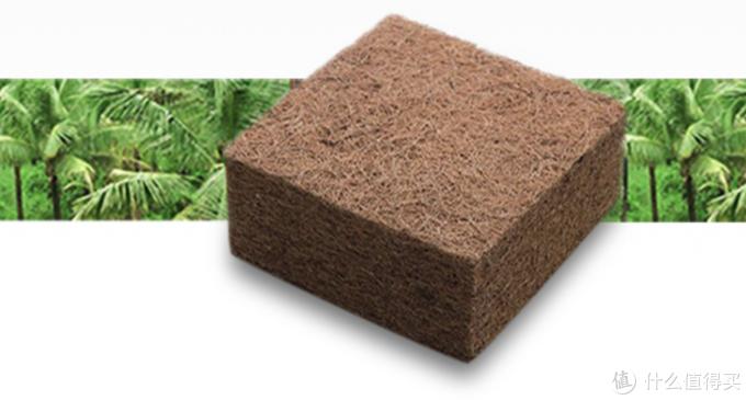 纯椰棕床垫材质