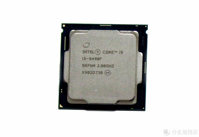 CPU正面