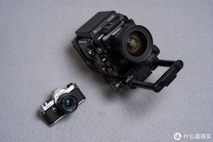 GX680与MX的体积对比