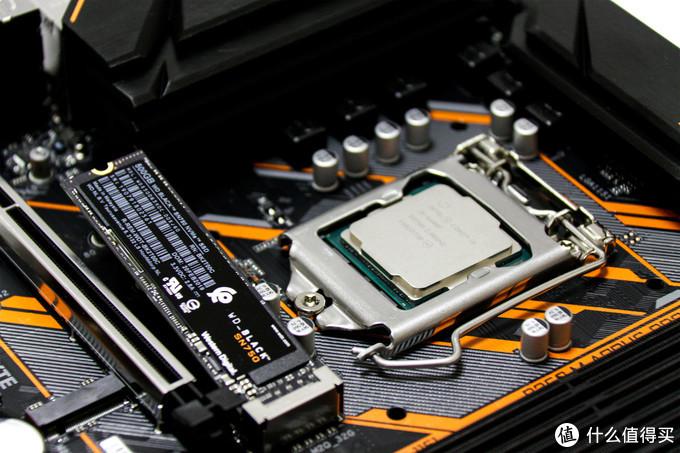 CPU及内存安装
