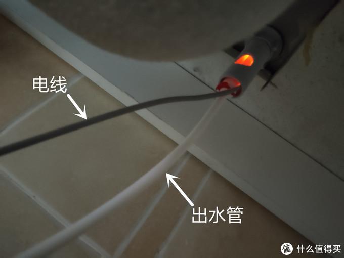 MI 小米净水器 厨下式 反渗透RO 500G 开箱