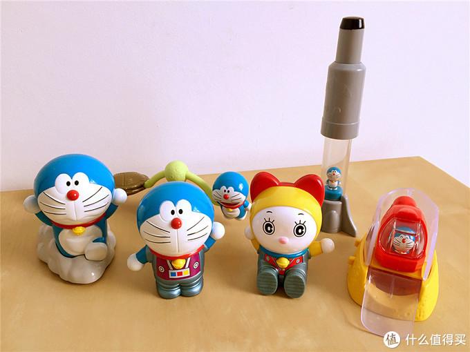 玩具测评丨麦当劳2010年哆啦a梦太空历险
