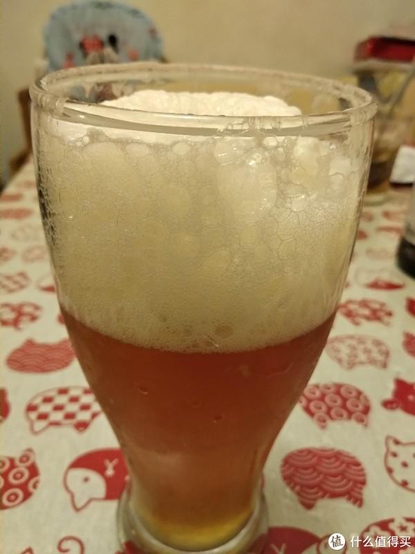 入门者和喜好常饮者值得推荐的杜威莫盖特酒厂海象IPA啤酒试饮
