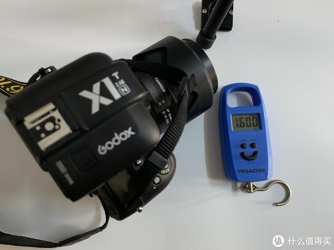 看看相机重量