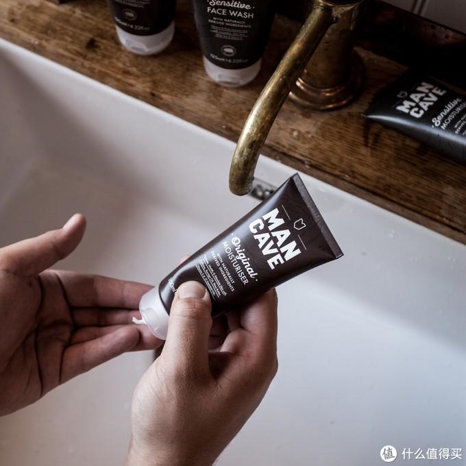 男士护肤宝典:一支洗面奶+一管四季通用的面霜