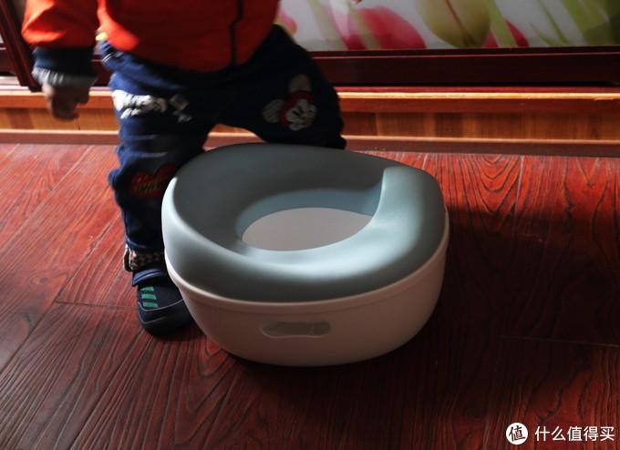 萌宝如厕好伴侣—MIBABE儿童坐便器轻体验