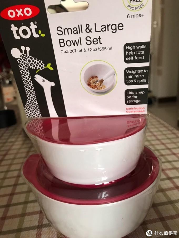 宝宝辅食准备(一):碗勺米粉晒单