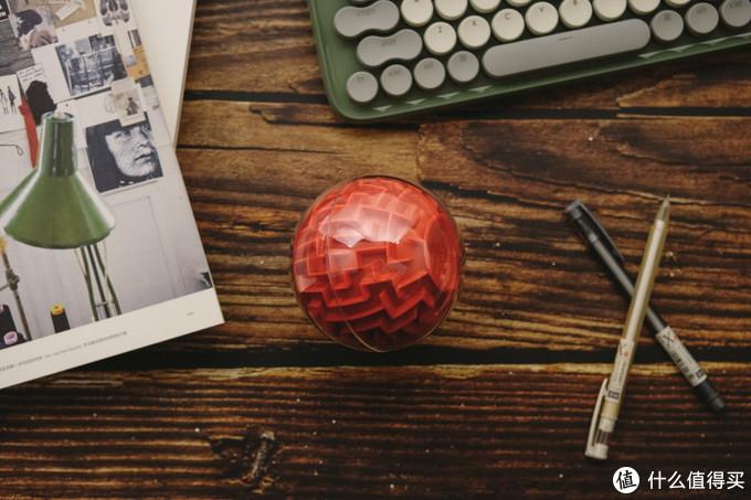 用它玩不一样的另类烧脑游戏,一起来征服它:MAZONE百变迷踪球