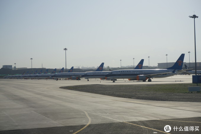 737MAX停飞展