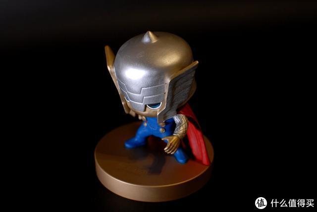 铜师傅漫威《复仇者联盟》之雷神全铜公仔:英雄也很萌啊!