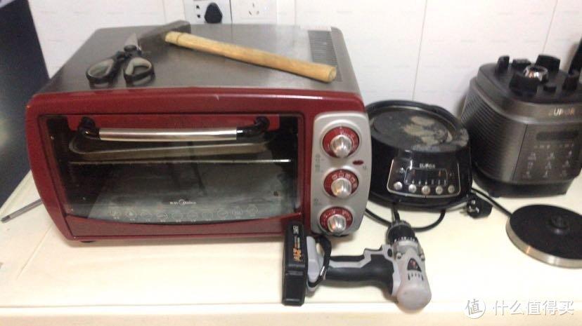 最简单功能的烤箱