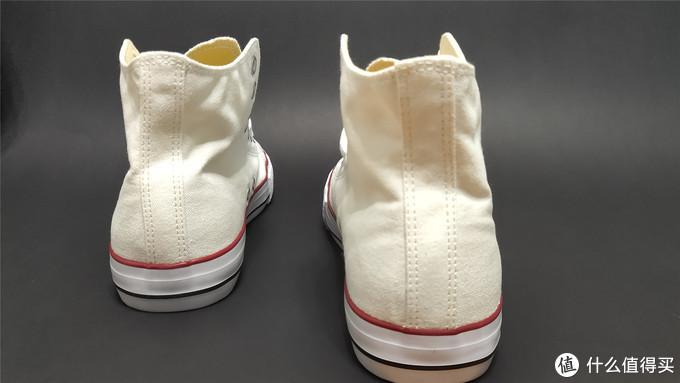 跟着雷总学穿搭,凡客诚品帆布鞋晒单