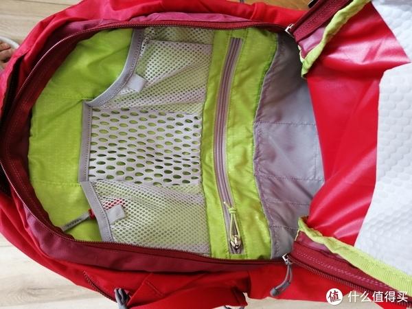 人生第二次购入小鹰OSPREY Flare22闪耀24/7系列城市通勤双肩背包