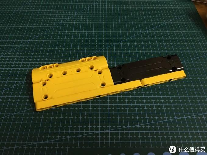 工程黄色构件
