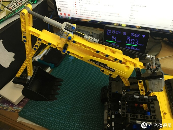 机械前臂简单改造
