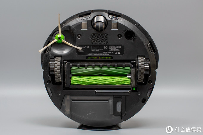 世上最强,会倒垃圾的扫地机器人:iRobot Roomba i7+